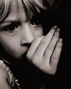 Scared Child at Nighttime 240x300 Article: Overcoming trauma and how life can be beautiful.