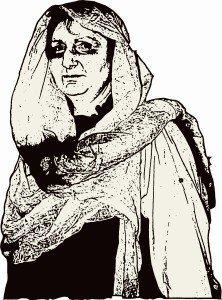 Healing witch