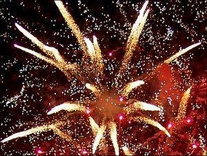 fireworks - Davegreen