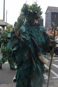 Jack of the Green Procession