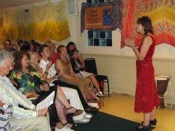 Public speaking - Claire
