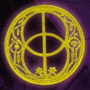 Chalice Well Symbol - Glastonbury