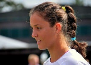 Laura Robson confidence