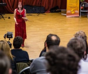 overcome nerves, anxiety and panic attacks when speaking to groups (public speaking)