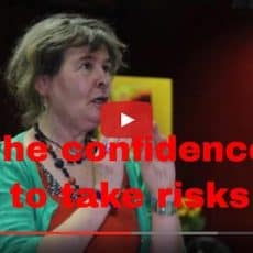 Video: The Confidence to Take Risks