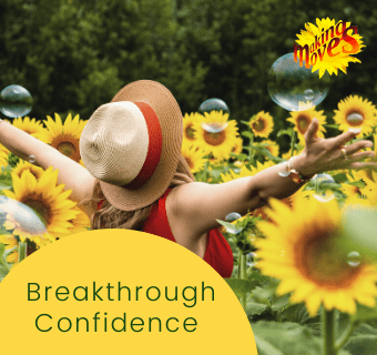 Confidence Course - fast, effective and proven to overcome shyness, social anxiety through the Sunflower Effect. Designed for quiet people